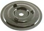 COUGAR  '67 SPARE TIRE HOLD DOWN PLATE