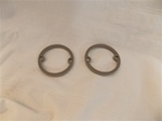 '67-'68 Mercury Cougar Back Up Light Lens Gasket