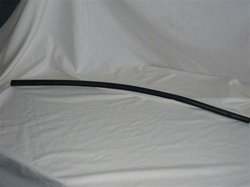 6740-AR-2 COUGAR 1969-1970 HOOD TO FIREWALL WEATHERSTRIP