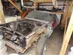 1969 Mercury Cougar Hard Top For Sale
