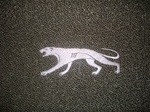 MERCURY COUGAR CARPETED FLOOR MATS
