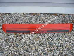 ELIM-11 1969-1970 REPODUCTION Rear Spoiler