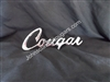 1969-1970 Cougar Front Left Hand Fender Extension Script