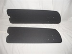 COUGAR '67-'73 TRUNK FILLER BOARDS
