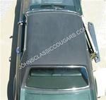Mercury Cougar Original Grain Vinyl Top