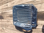 1967 Mercury Cougar XR-7 USED Blue Leather Seat Bottom