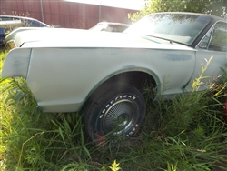 1967 Mercury Cougar USED Front Fender