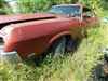 1969 Mercury Cougar USED Front Fender