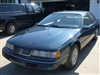 1992 Mercury Cougar 25th Annivesary Car