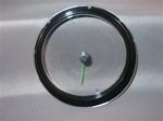 1969-1970 ELIMINATOR & XR-7 REPRODUCTION Clock Lens with Pointer