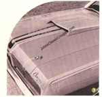 ELIM-5 1969 Hood Stripe Kit