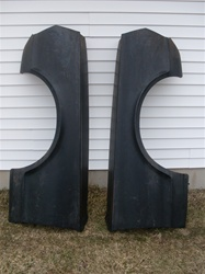 Power Steering Problems >> 1967 Mercury Cougar NOS Front Fenders