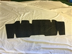 UPH-UL-2  '67-'68 UNDER REAR SEAT INSULATION & SOUNDPROOFING