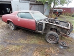 FOR SALE:  1971 MERCURY COUGAR  XR-7